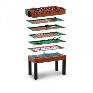 Πολυλειτουργικό Τραπέζι Παιχνιδιών 12 σε 1 10-432-052