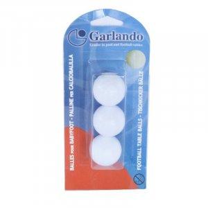 Μπαλάκια για Ποδοσφαιράκι 3τμχ Garlando 03-432-076