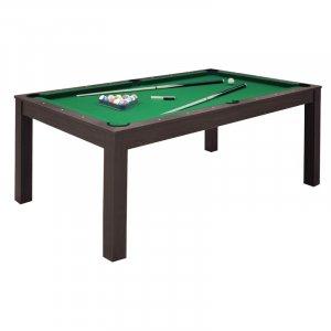 Τραπέζι Μπιλιάρδου Επαγγελματικό που Γίνεται και Τραπέζι Miami W 200x100cm 03-432-086 - Σε 12 άτοκες δόσεις
