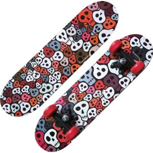 TRIBE SKULLS / TRIBE MONSTERS-maple Skateboard-Nextreme 07-432-001