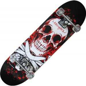 TRIBE PRO (BLOODY SKULL) / (WHITE SKULL) / (USA FLAG)-maple Skateboard-Nextreme 07-432-003