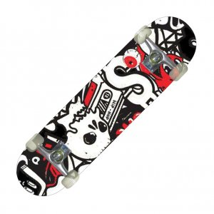 PRO HIP-HOP / GREFFITI-Canadian maple Skateboard-Nextreme
