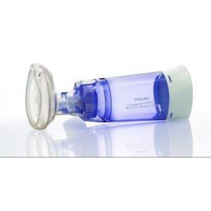 Αεροθάλαμος Diamond Με Μάσκα Lite Touch Philips Respironics