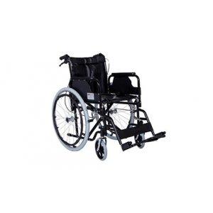 Αναπηρικό Αμαξίδιο Profit ΙV με Μεγάλους Φουσκτωτούς Τροχούς, Αποσπώμενα Πλαϊνά και Υποπόδια και Φρένα στις Χειρολαβές - 0806059