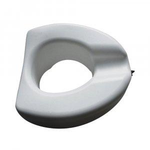 Ανυψωτικό Κάθισμα Τουαλέτας 10cm με Μπροστινό Σφιγκτήρα - 0806070