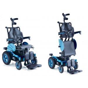 """Ηλεκτροκίνητο Αναπηρικό Αμαξίδιο Ορθοστάτης """"Angel"""" - Σε 12 άτοκες δόσεις - 0806244"""