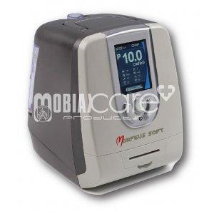 Συσκευή Υπνικής Άπνοιας CPAP Morfeus Soft με Ενσωματωμένο Υγραντήρα - Σε 12 άτοκες δόσεις - 0806402