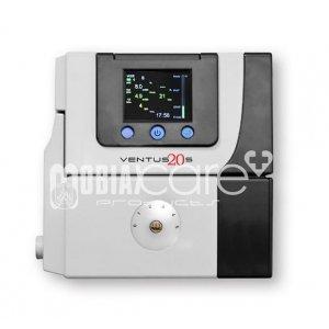 Συσκευή Αποφρακτικής Άπνοιας Ύπνου BiLEVEL Ventus 20-S με Θερμαινόμενο Υγραντήρα - Σε 12 άτοκες δόσεις - 0808397