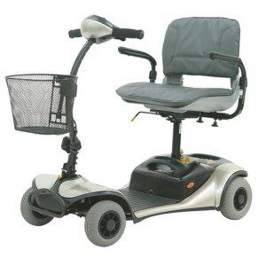 Αμαξίδιο Scooter Πτυσσόμενο Trendy, με Περιστρέφομενο Κάθισμα και Καλάθι Μεταφοράς - 0811101 - Σε 12 άτοκες δόσεις
