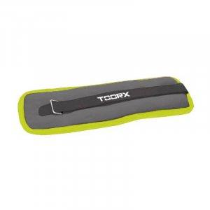 Βαράκια Άκρων με Velcro (AHF-071) Toorx - 10-432-04