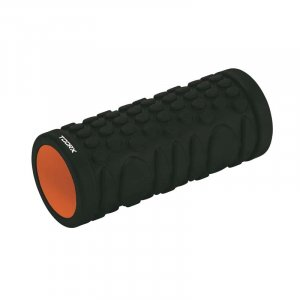 Μαύρο Foam Roller Κύλινδρος Ισορροπίας Toorx - 10-432-113