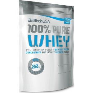 100% PURE WHEY BIOTECH USA 1000GR - σε 12 άτοκες δόσεις