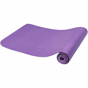TPE Yoga Mat 183x61x0,6cm (Μωβ) - CX-EM3006