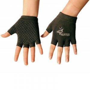 Γάντια για Πιλάτες Sissel - Μαύρα - One Size Γυναικείο