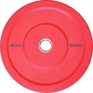 Δίσκος Bumper 20kg Ramos - 12120