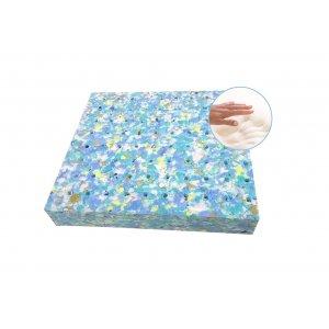 Μαξιλάρι Καθίσματος για Αποφόρτιση Βάρους Αεριζόμενο Ribbon - Visco Elastic 39x45x7,5