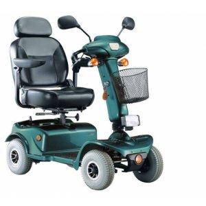 Scooter ECO Karma (ειδικό ηλεκτροκίνητο αμαξίδιο) - Σε 12 άτοκες δόσεις