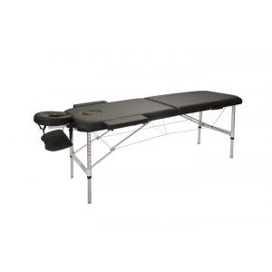 Κρεβάτι Εξεταστικό Πτυσσόμενο - Βαλίτσα με Οπή, Ανάκλιση Πλάτης κι Αντοχή ως 150kg 215x60x30cm - 0808877