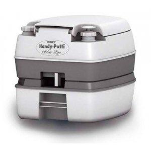 Χημική τουαλέτα Stimex Handy Potti Silverline - 16517 - σε 12 άτοκες δόσεις