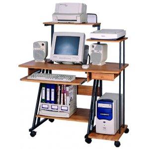 Γραφείο Computer MDF - L110xW78xH130cm - Κ03951