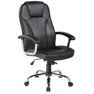 Καρέκλα Γραφείου Μαύρο - 63x69x110/118cm - 66-23614