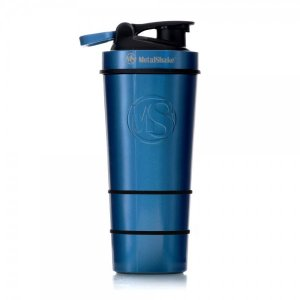 SHAKER 600ml By METALSHAKE - Mustang Blue