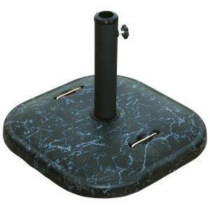 Βάση Ομπρέλας Τσιμεντένια 25kg Τετράγωνη με Χερούλια Μεταφοράς - 381-0881