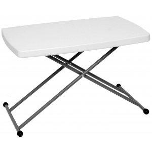 Τραπέζι Πτυσσόμενο Μεταβλητού Ύψος 10 Θέσεων L77xW50xH(36/…/73cm)