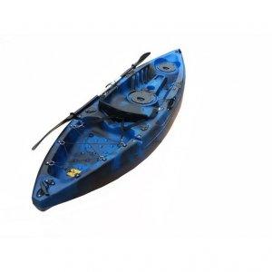 Fishing Kayak GOBO SALT SOT Ενός Ατόμου - Μπλέ/Μαύρο - NJG-0100-0102BB