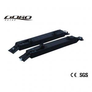GOBO Σχάρα Οροφής αυτοκινήτου για μεταφορά Καγιάκ/Surf/SUP - Soft roof racks - NJG-0500 - 0700