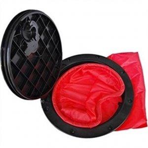 Στεγανή Καταπακτή GOBO με Κουμπωτό Καπάκι 8'' - NJG-0500-0551