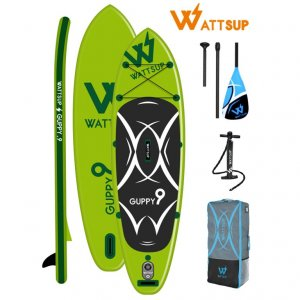 SUP Φουσκωτό WattSup Guppy 9 - NJG-0200-0400