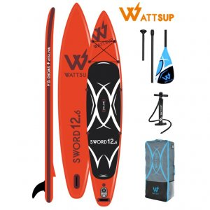 Φουσκωτή Σανίδα WattSup Sword 12.6 - NJG-0200-0408