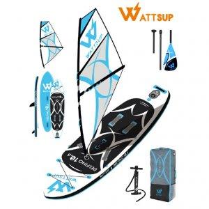 Φουσκωτή Σανίδα WattSup Delphino 10.6 Wind Surf - NJG-0200-0409
