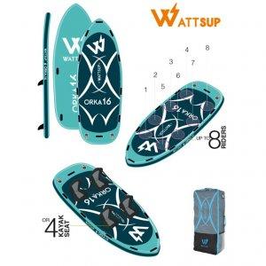 Φουσκωτή Σανίδα WattSup Orca 16 - NJG-0200-0410