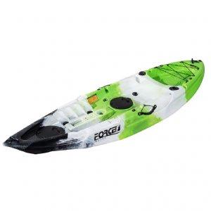 Kayak Ψαρέματος Ατομικό Force Andara SOT 2.75X0.78X0.40m - Πράσινο - NJG-0100-0120GBW