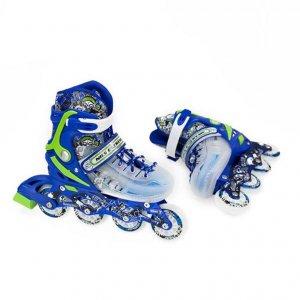 Αυξομειούμενα Πατίνια Roller NJ 1812A Inline Skates Nils Extreme Παιδικά