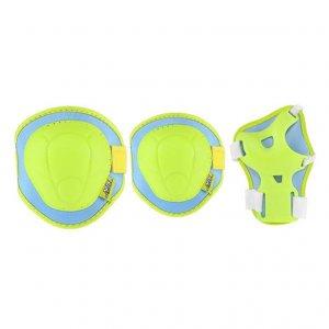 Προστατευτικά Set Nils Extreme H106 Size S - Λαχανί/Μπλε - NJG-16-60-005