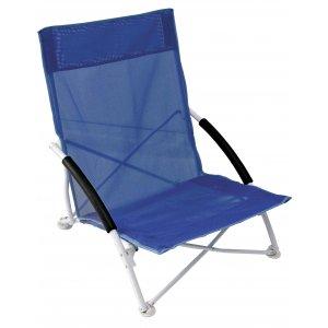 Καρέκλα Παραλίας Μεταλικό σε Τσαντάκι Τext