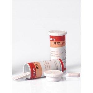 Ταινίες μέτρησης αιμοσφαιρίνης H12 για μετρητή Urit 12