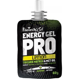 Energy Gel Pro 12 x 60gr Lemon
