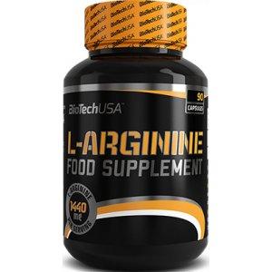 L-Arginine 90 κάψουλες