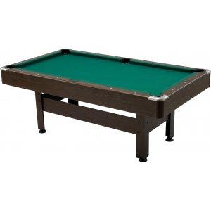 Τραπέζι Μπιλιάρδου VIRGINIA 6 180x90cm Garlando 03-432-002