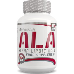 Alpha Lipoic Acid 50 κάψουλες