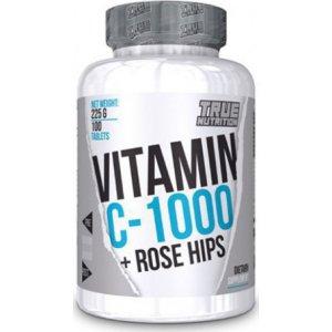 Vitamin C1000 + Rosehips 100 ταμπλέτες