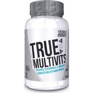 True Multivits 120 tabs - Σε 12 άτοκες δόσεις
