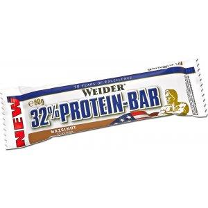 Μπάρα Προτεΐνης 32% Φουντούκι 60gr - 24 τμχ