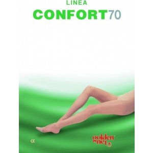 Καλσόν 653 LINEA CONFORT 70 den χρώμα Miele (Χρώμα Ποδιού)