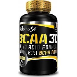 BCAA 3D 1800mg 90 κάψουλες