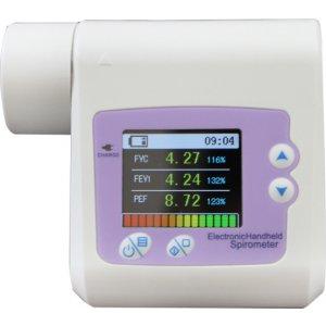 Σπιρόμετρο – Ροόμετρο Φορητό Contec SP 10